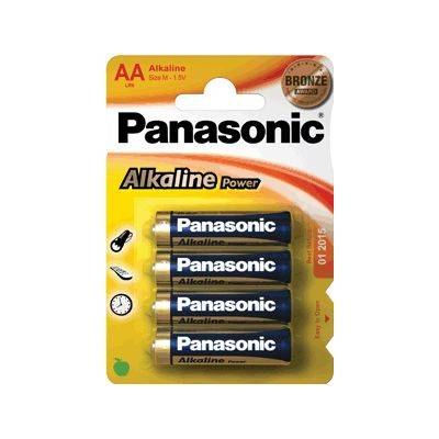 Panasonic Alkaline Power LR6AP/4BP