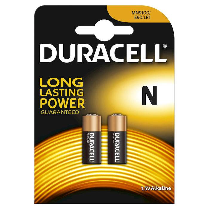 Duracell Security MN 9100