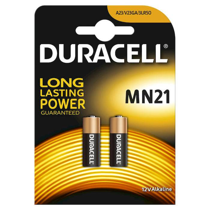 Duracell Security MN 21