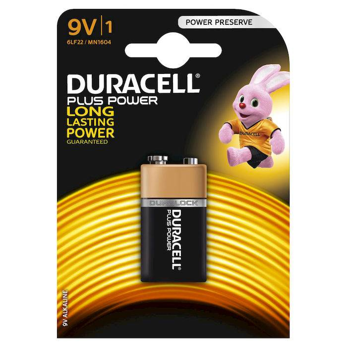 Duracell PLUS POWER 9 V