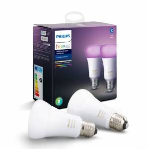 Philips Hue White and Color - 2 Lampadine