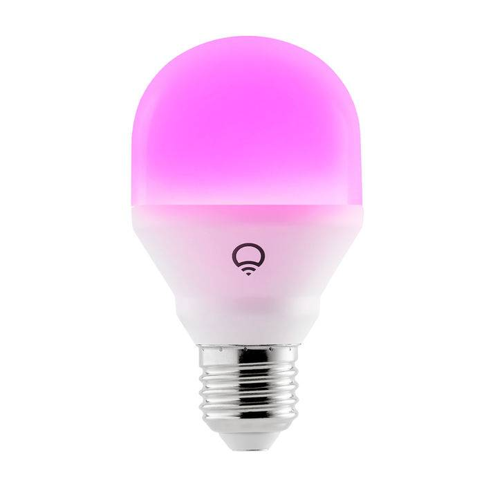 Lifx Mini Colour and White Smart LED Bulb E27