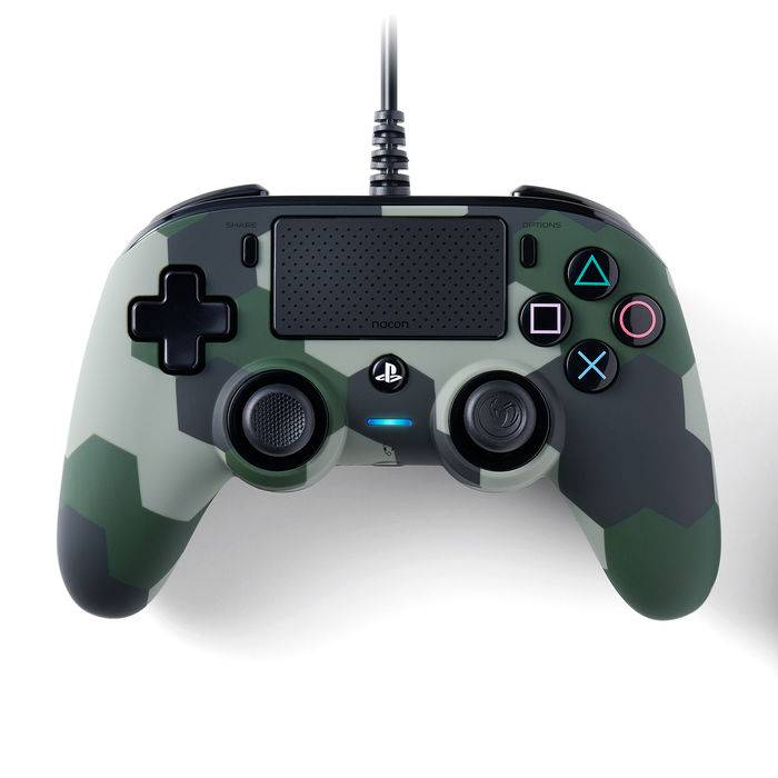 Big Ben PAD PS4 CAMOGREEN