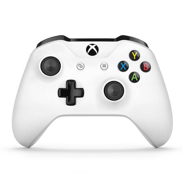 Microsoft Xbox One Wireless White Controller new18