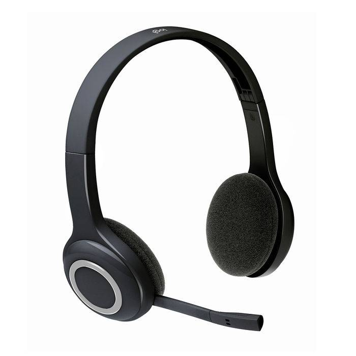 Logitech Wireless Headset H600