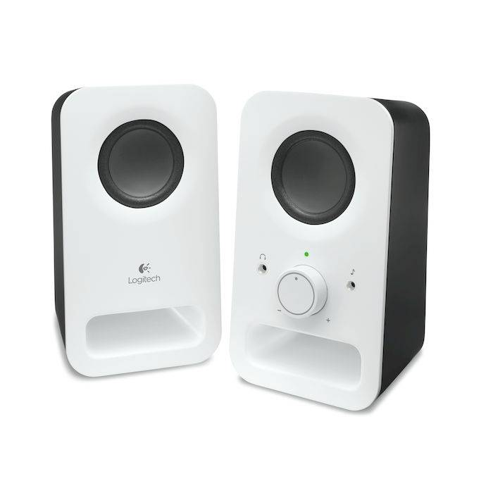 Logitech Multimedia Speakers Z150 White