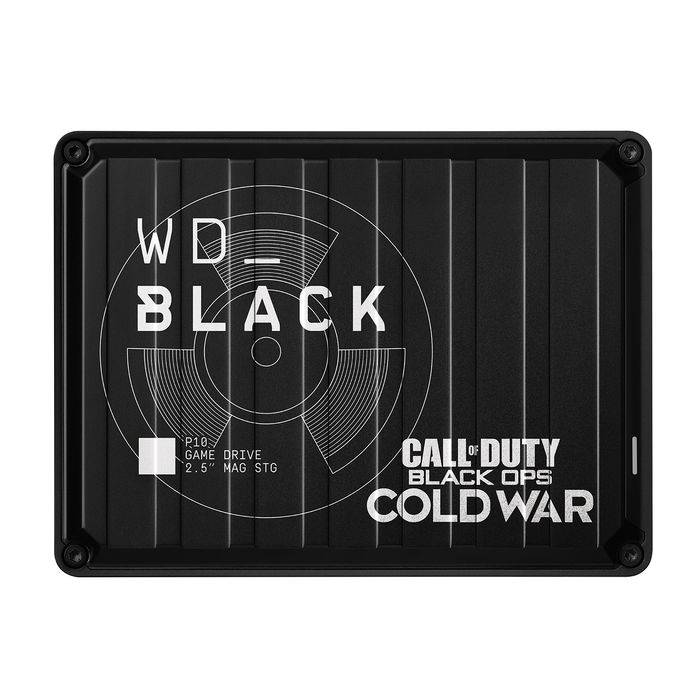 Western Digital WD_BLACK Call of Duty®: Black Ops Cold War Special Edition P10 Game Drive