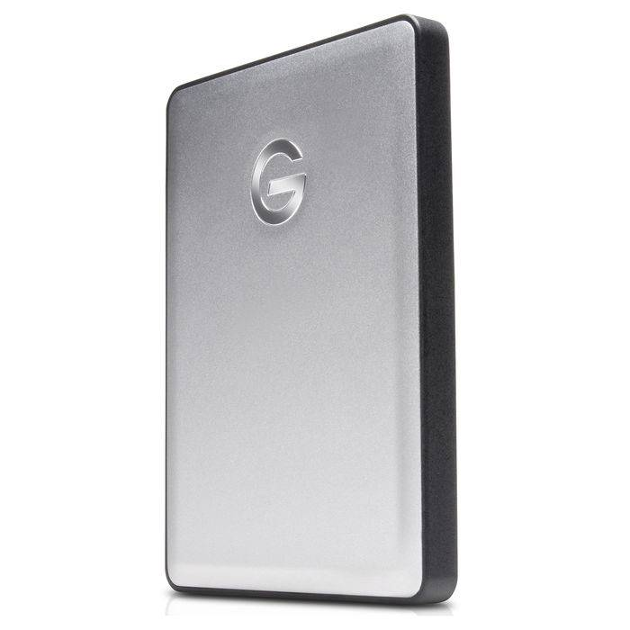 G-Technology GDRIVE MOBILE USB 3.0 1TB