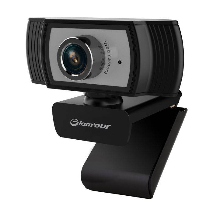 Glam&Apos;Our WEBCAM 2.0MPX BLK A229