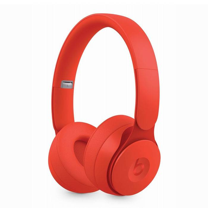 beats by dr.dre beats solo pro wireless - more matte collection - rosso