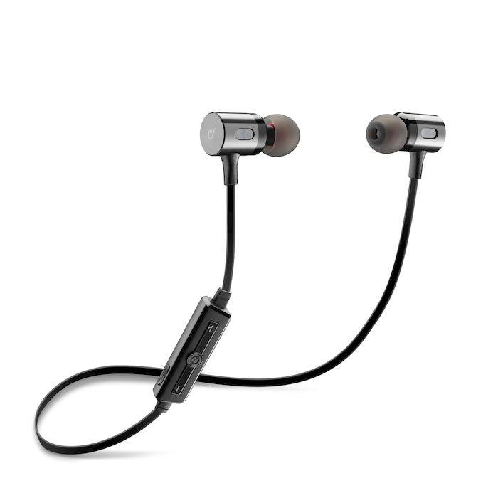 Cellular Line Cellularline Motion In-Ear Auricolari in-ear Bluetooth® stereo Nero
