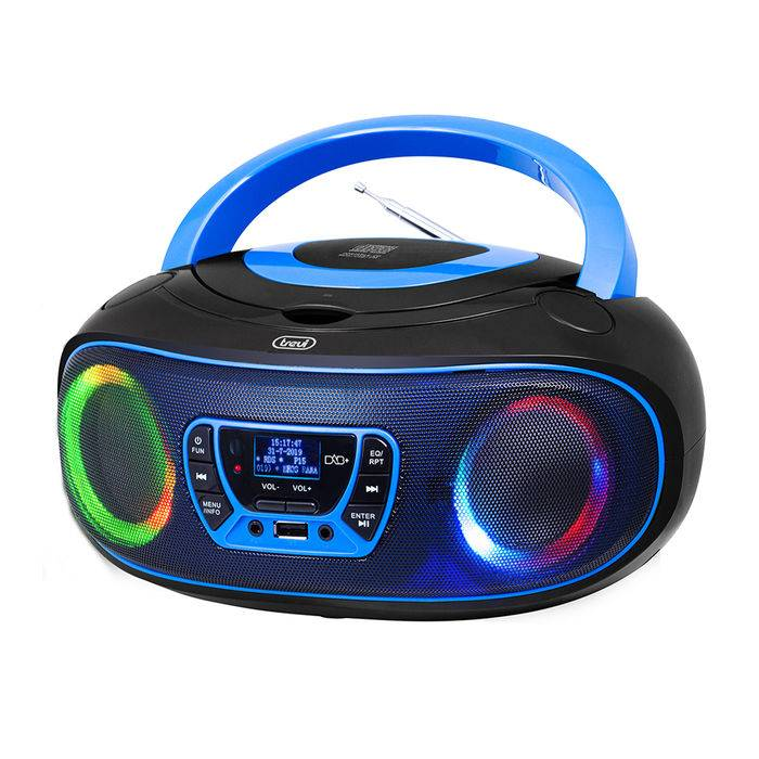 Trevi CMP 583 DAB + CD Mp3 Blu
