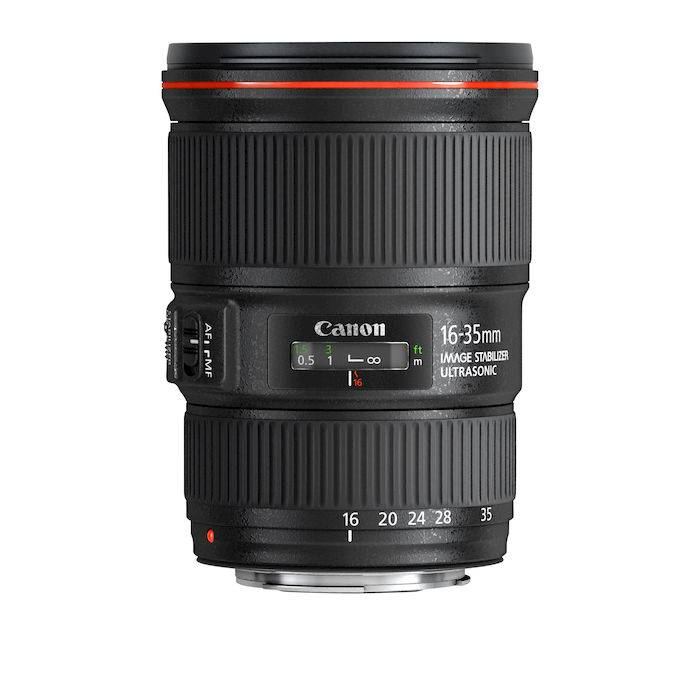 Canon EF16-35MM F/4