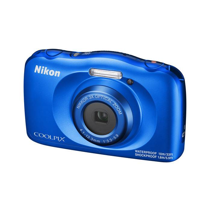 Nikon COOLPIX W150 + BACKPACK BLUE