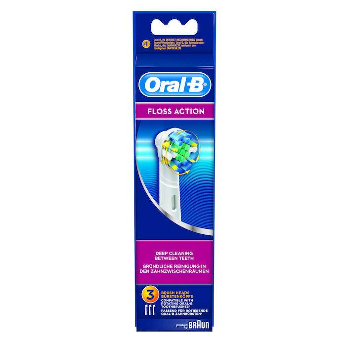 Oral B BRAUN  Floss Action EB 25-3