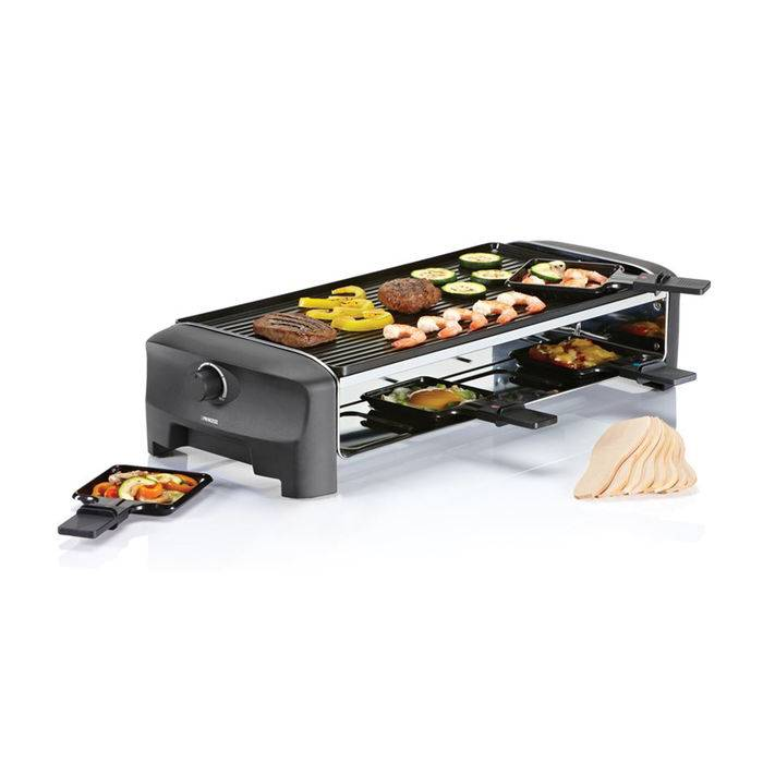 Princess Raclette 8 Griglia e Teppanyaki Party 162840