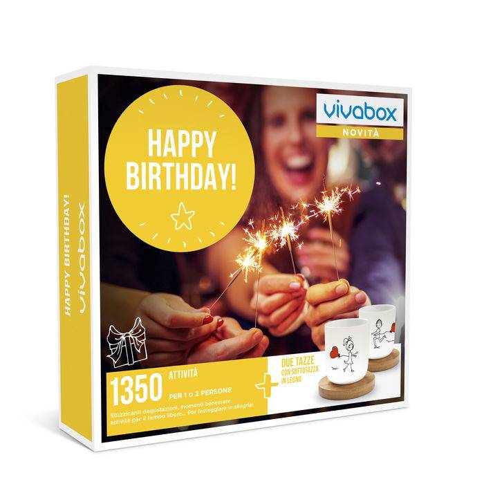 Vivabox HAPPY BIRTHDAY!