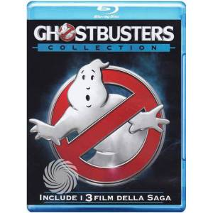 Video Delta Ghostbusters collection - Blu-Ray