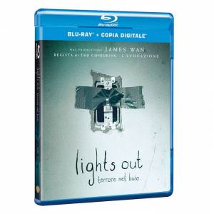 Warner Bros Lights Out - Terrore nel buio - Blu-ray