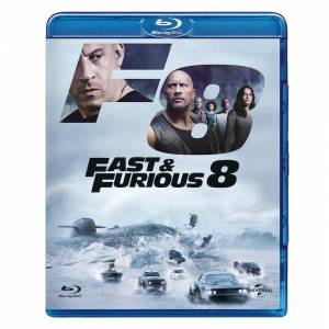Universal Pictures Fast and Furious 8 - Blu-ray