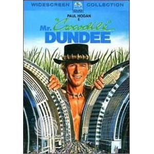 Video Delta Mr. Crocodile Dundee - DVD