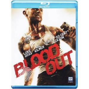 Video Delta Blood out - Blu-Ray