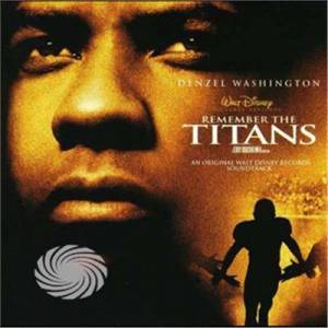 Video Delta Various Artists - Remember The Titans - CD