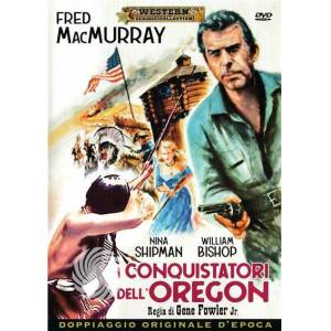 Video Delta I conquistatori dell'Oregon - DVD