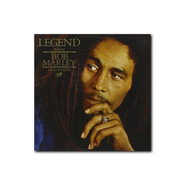 Universal Music Bob_Marley - Legend. The best of. Remastered
