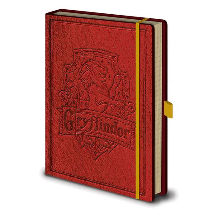 It-Why Notebook Harry Potter (Gryffindor)