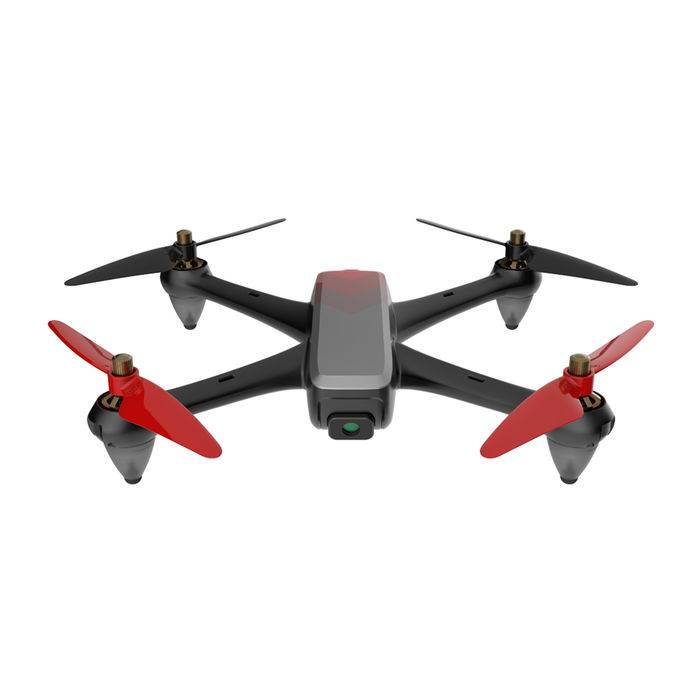 two dots drone harrier
