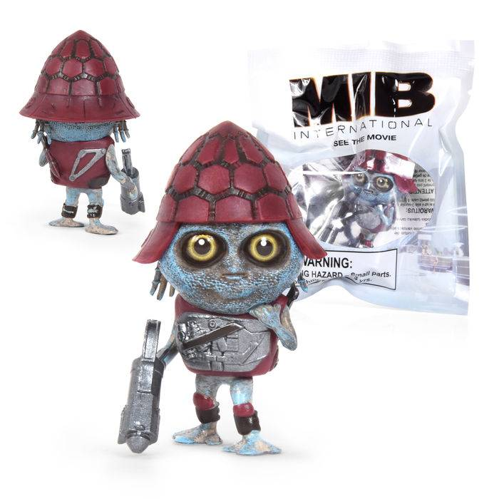 Universal Pictures MIB: PAWNY ACTION FIGURE