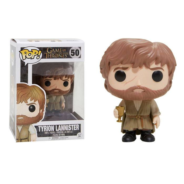 It-Why POP FUNKO: TYRION LANNISTE