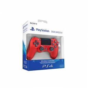 Sony PS4 Controller Dualshock V2 Magma Red