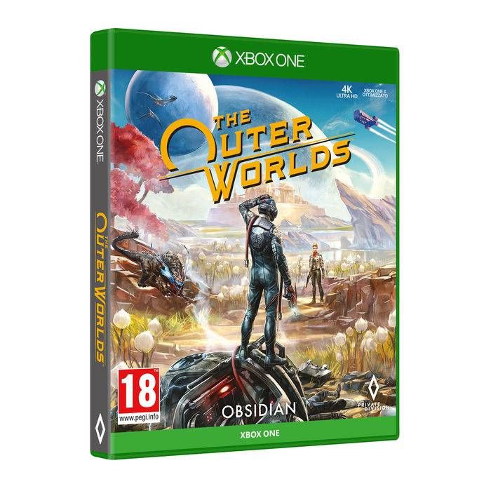 Take2 The Outer Worlds - XBOX ONE