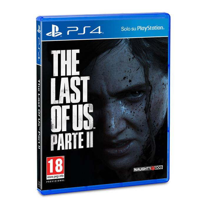 Sony The Last of Us Part II - PS4