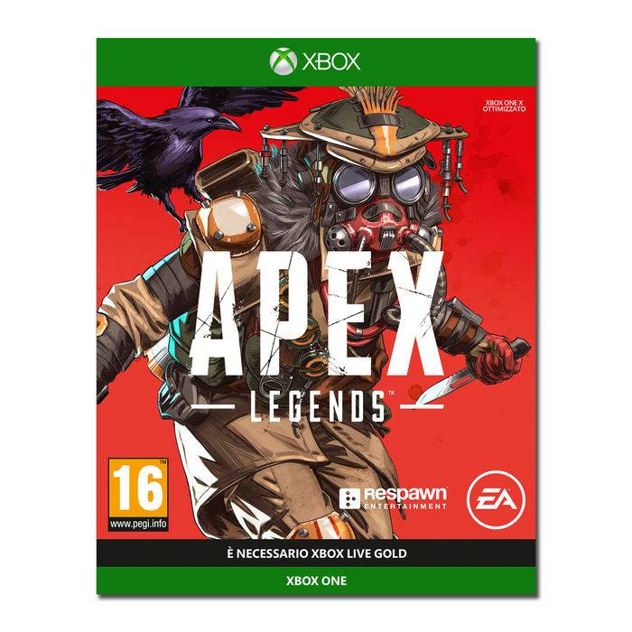 Electronic Arts Apex Legends Bloodhound Edition - XBoxOne
