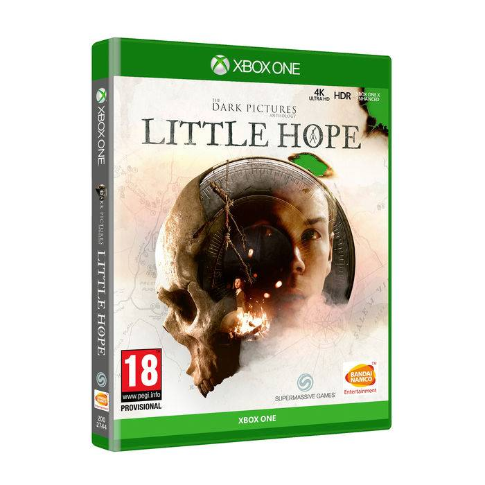 Namco Bandai The Dark Pictures Anthology: Little Hope - XBOX ONE