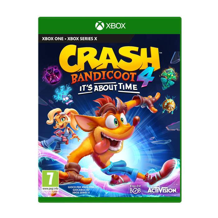 Activision Blizzard Crash Bandicoot 4: It's About Time - XBOX ONE