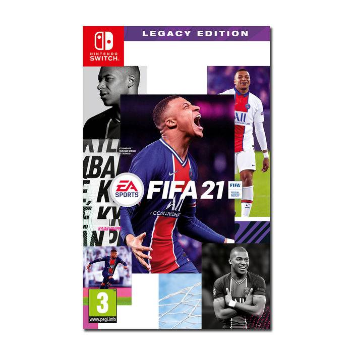 Electronic Arts FIFA 21 Legacy Edition - NSW