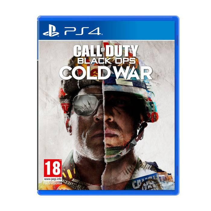Activision Blizzard Call of Duty: Black Ops Cold War - PS4