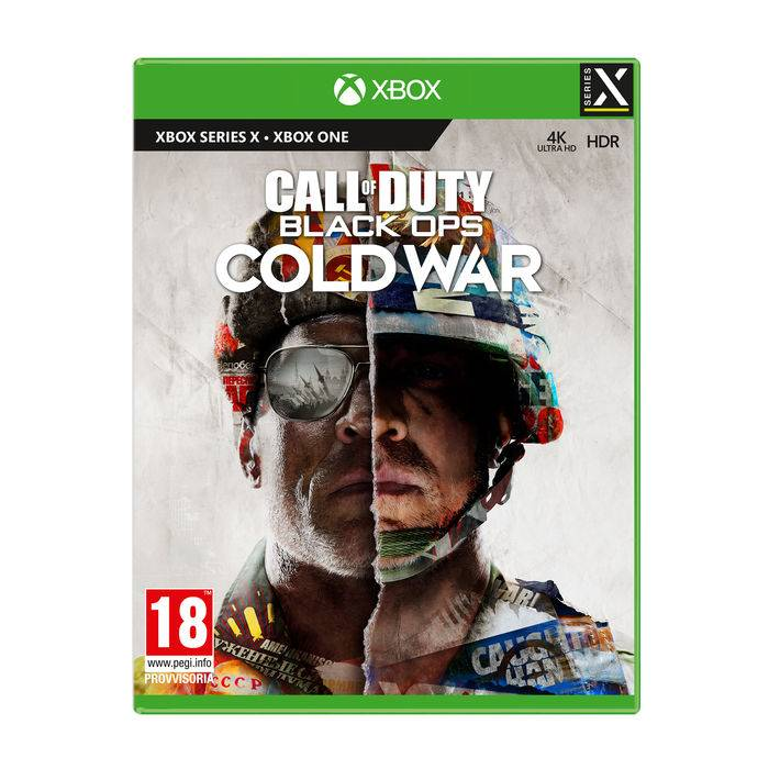 Activision Blizzard Call of Duty: Black Ops Cold War - Xbox Series X
