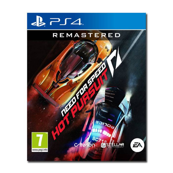 Electronic Arts Need for Speed Hot Pursuit Remastered - PS4