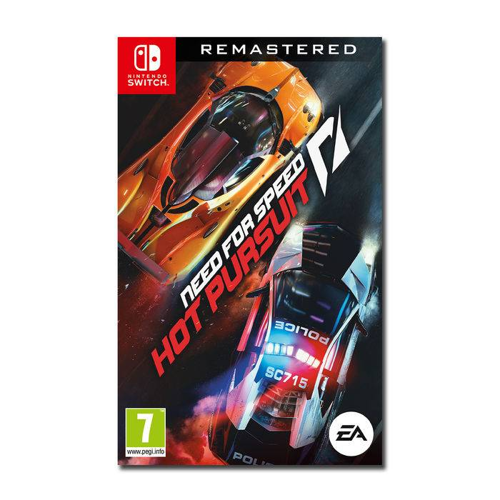 Electronic Arts Need for Speed Hot Pursuit Remastered - NSW
