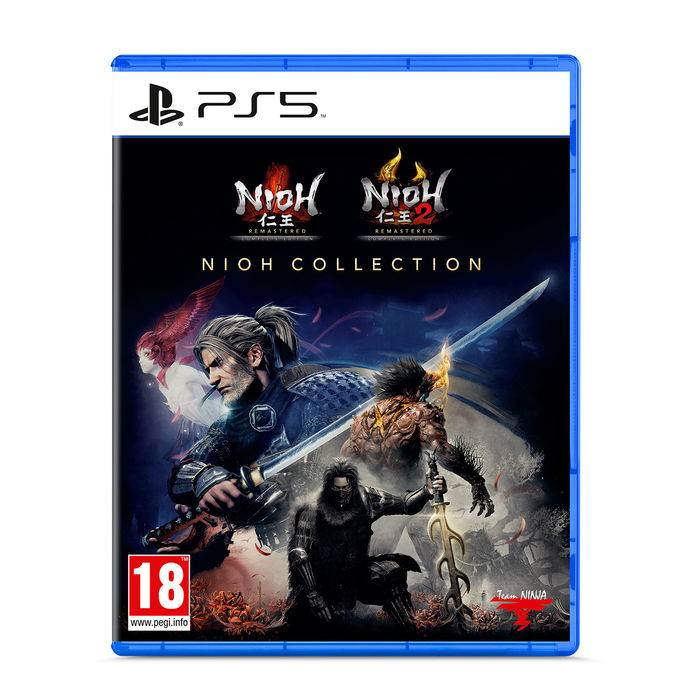 Sony Nioh Collection - PS5