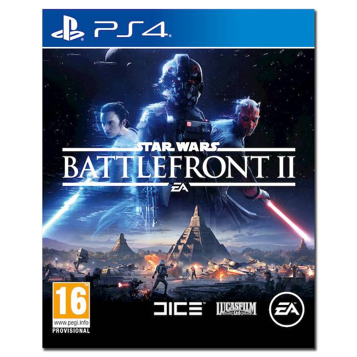 Electronic Arts Star Wars Battlefront II - PS4