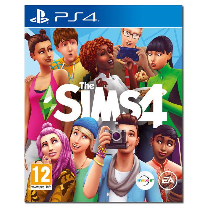 Electronic Arts The Sims 4 - PS4