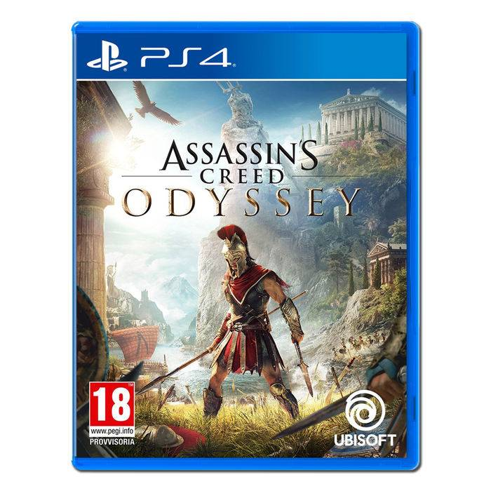 Ubisoft Assassin's Creed Odyssey - PS4