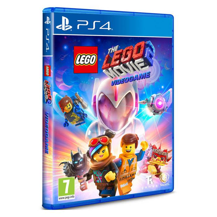 Warner Bros The Lego Movie 2 Videogame - PS4