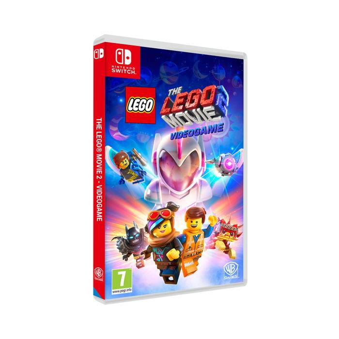 Warner Bros The Lego Movie 2 Videogame - NSW